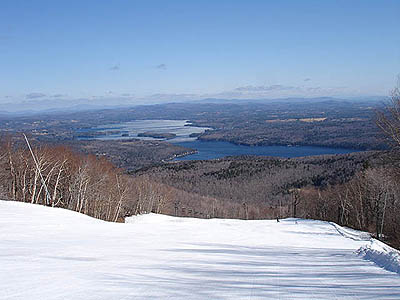 The Sun Bowl at Mount Sunapee